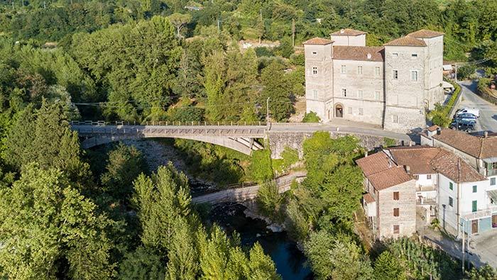 Contatta castello di Pontebosio Resort