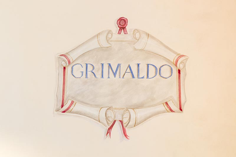 Suite Grimaldo Castello di Pontebosio