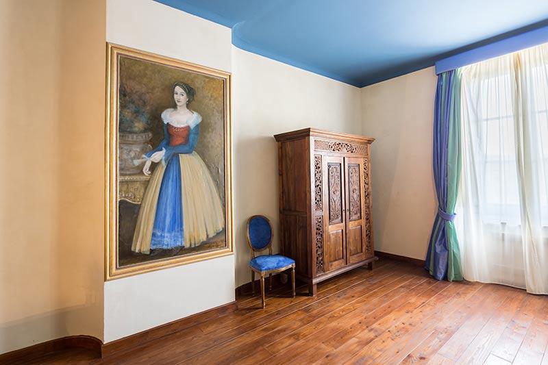 Suite Beatrice Castello di Pontebosio