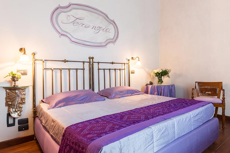 Suite Terenzia Resort Pontebosio
