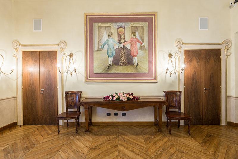 Salone Giuli I