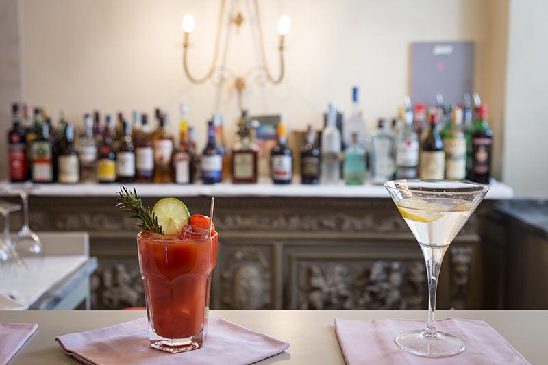 Cocktails castello di Pontebosio