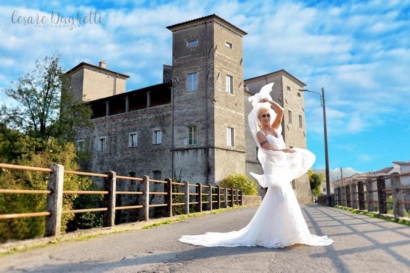 Sposi al castello