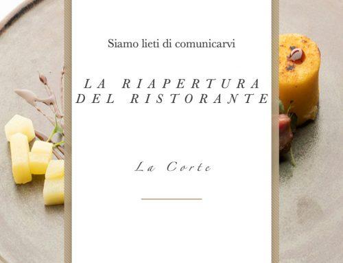 """Ristorante """"La Corte"""" Grand Carte"""